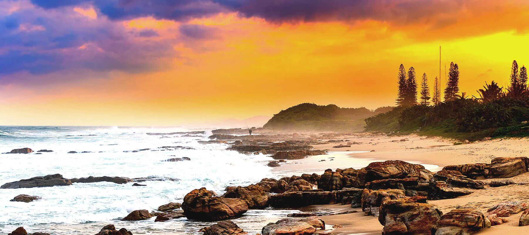 KZN South Coast Holiday Accommodation | Self Catering