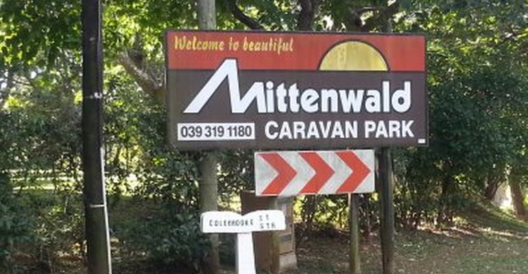 Mittenwald Caravan Park